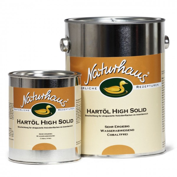 Hartöl High Solid