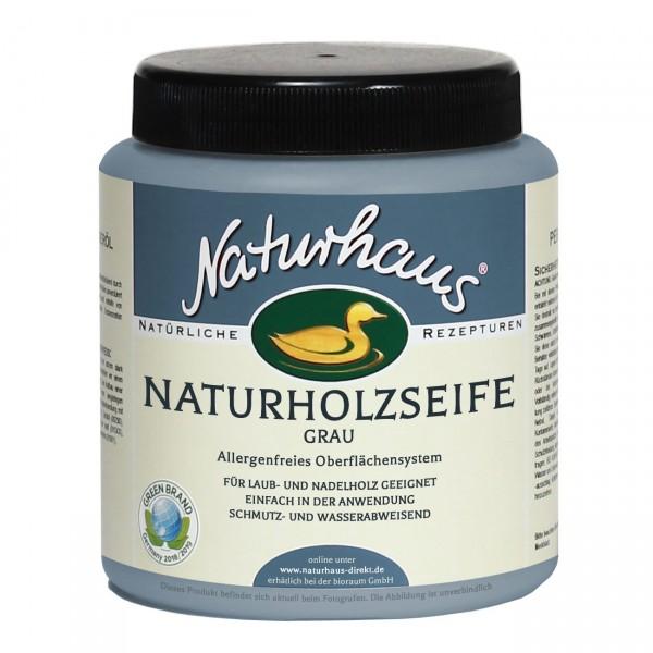 Naturholz-Seife Grau
