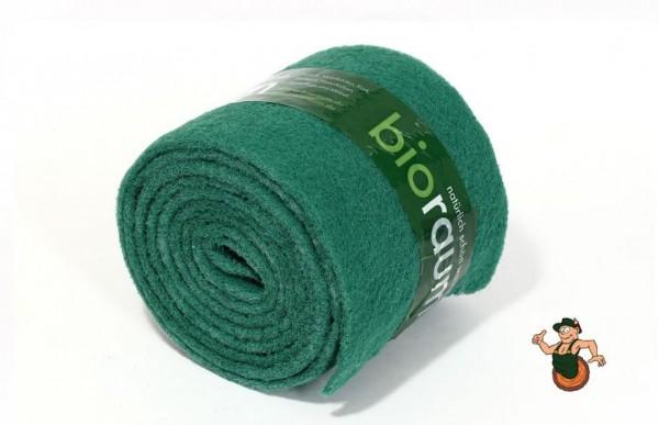 Massierpads grün auf Rolle XL