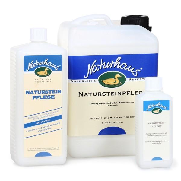Natursteinpflege