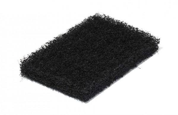 Schwarzes Super Reinigungspad 15 cm