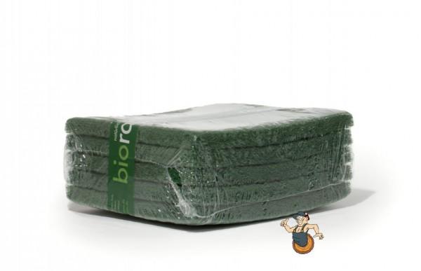 10 grüne Super Massierpads 25 cm