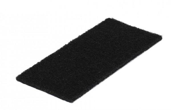 Schwarzes Normal Reinigungspad 25 cm