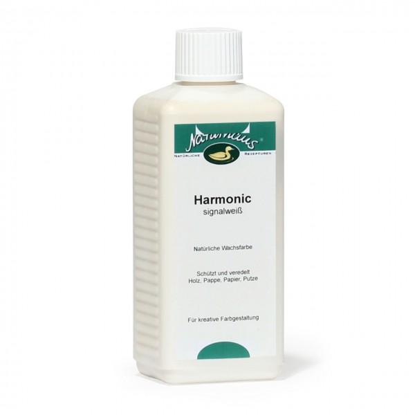 Harmonic Holzlasur Innen Signalweiß RAL 9003